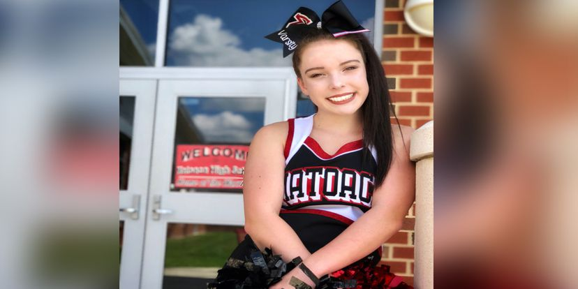 Chesterfield cheerleader to perform in London's New Year's Day parade