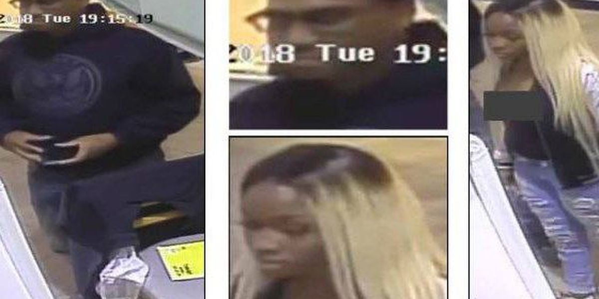 2 wanted for fraud in Colonial Heights