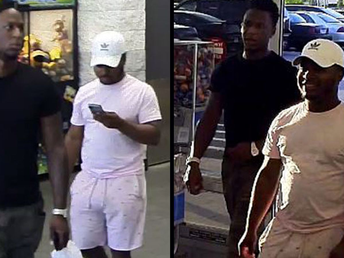 Suspects wanted in $75K credit card fraud with 200 victims
