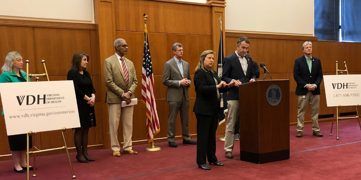 Northam, health commissioner issue public health emergency to enforce 10-patron limit