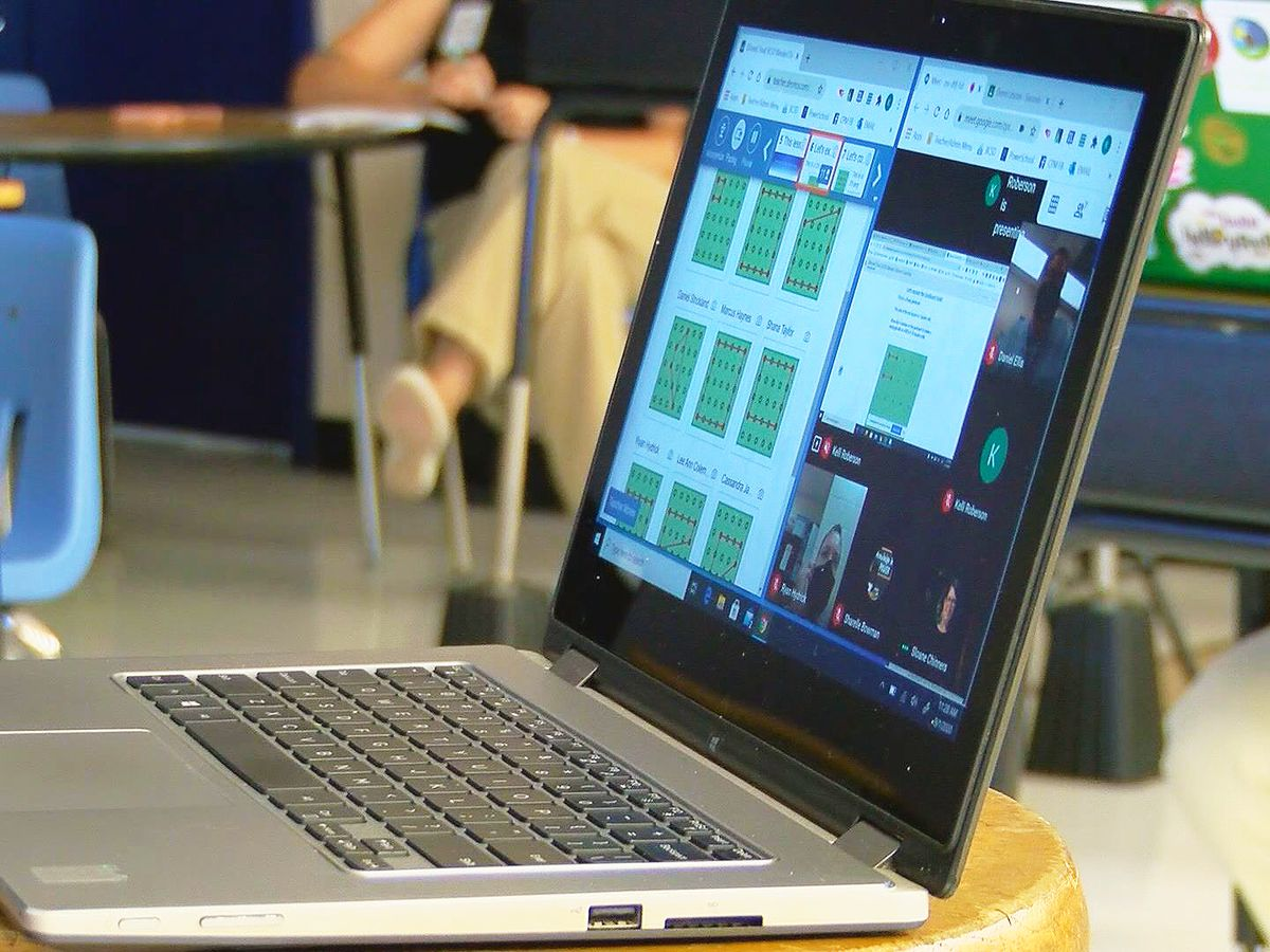 Threats made during virtual class in Chesterfield