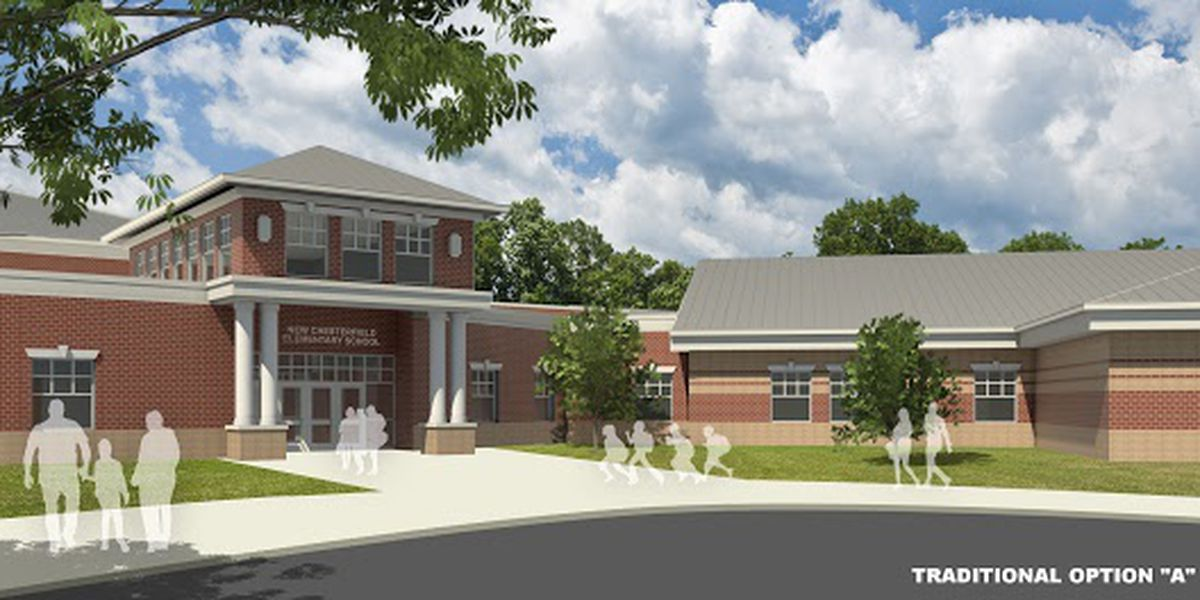 Virtual ribbon-cutting ceremony to be held for new elementary school in Chesterfield
