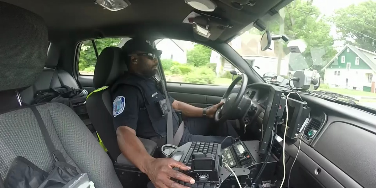 Richmond police officer proves dreams come true at any age