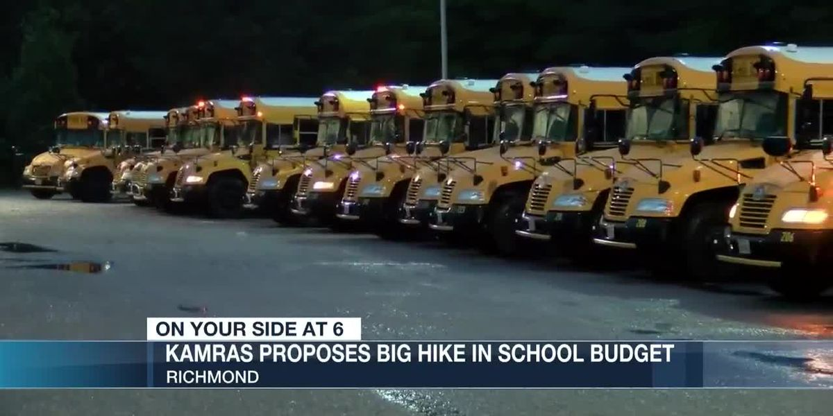 Richmond Public School teachers could get a pay increase as superintendent unveils FY'21 budget