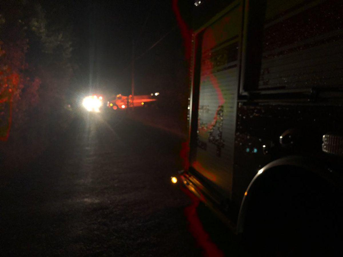 Crews respond to Dinwiddie house fire overnight