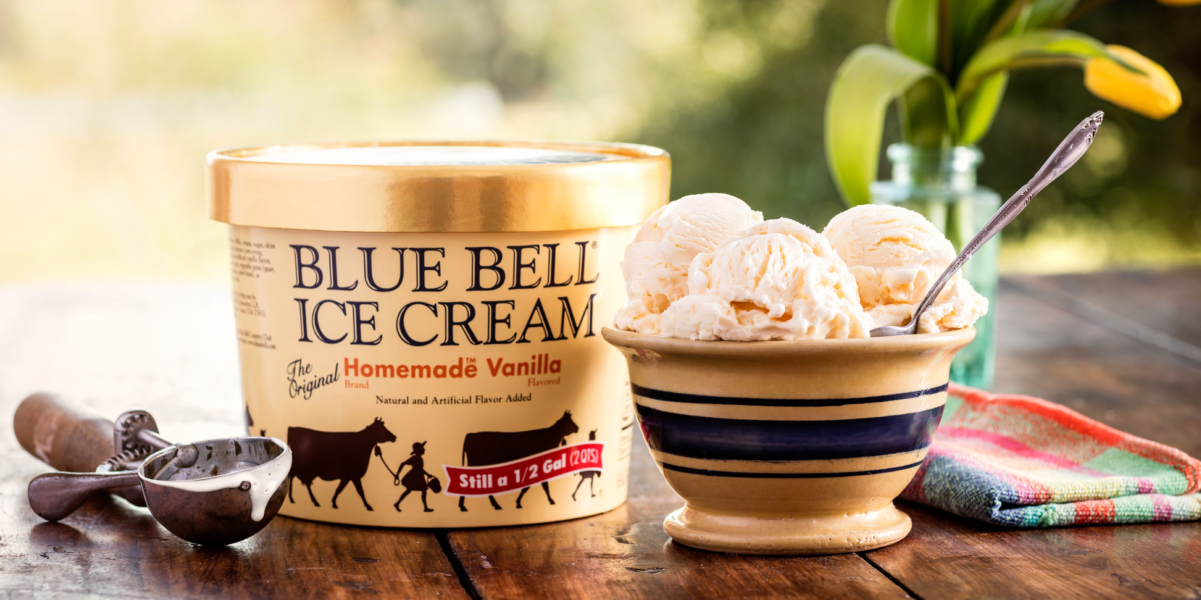 Blue Bell ice cream returns to Richmond