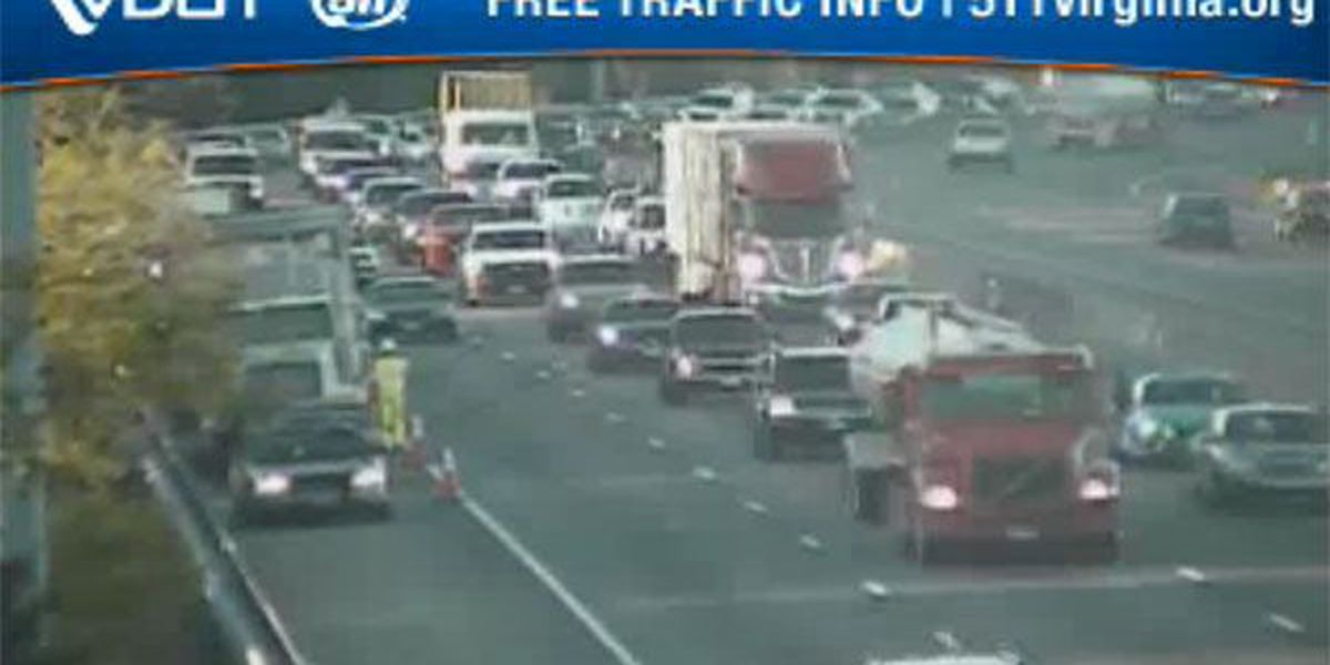 TRAFFIC ALERT: Tractor-trailer accident on I-95N in south Richmond