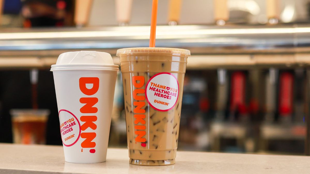 Dunkin' offering healthcare workers free coffee on National Nurses Day