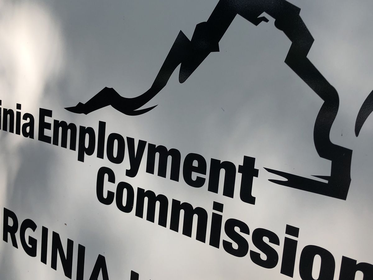 Lawsuit: 'Gross failure' by Virginia Employment Commission in getting unemployment claims decided during pandemic