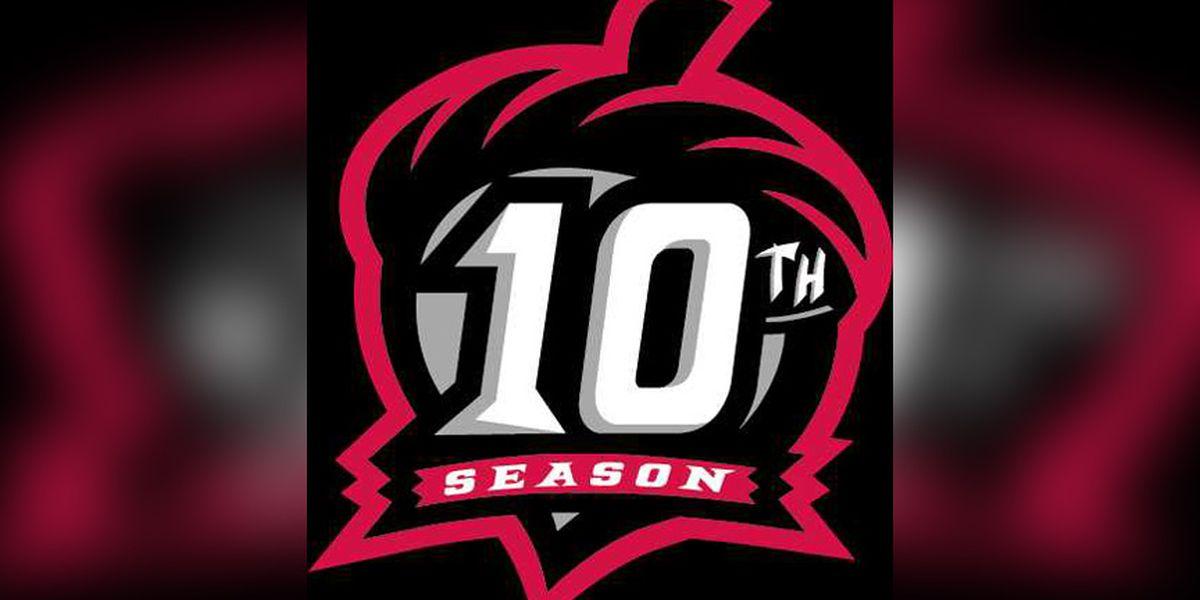 Richmond Flying Squirrels reveal 10th season logo
