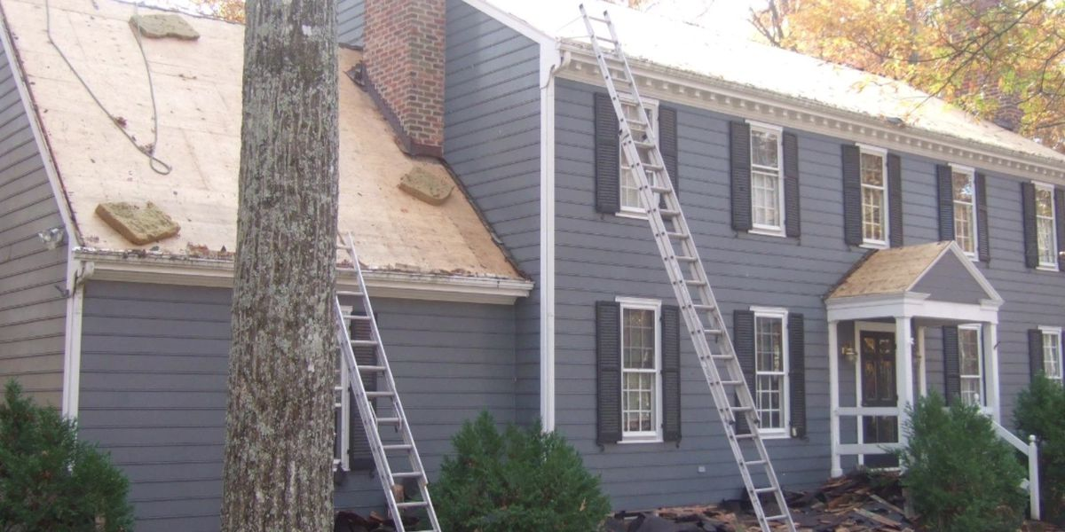 Another homeowner comes forward after contractor removes wrong roof in Chesterfield
