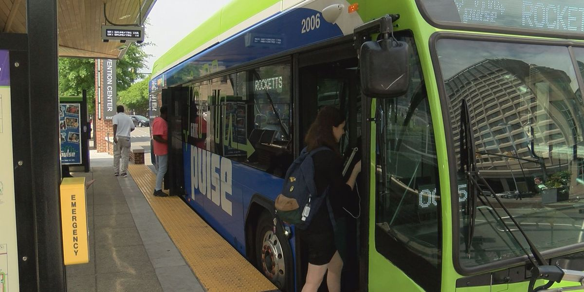 Fare evaders common on GRTC Pulse buses