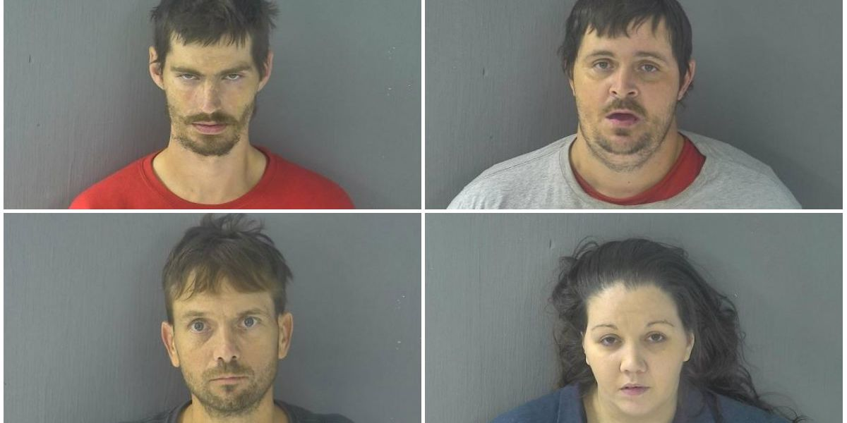 $8,000 worth of heroin seized, 4 arrested in Va. drug bust