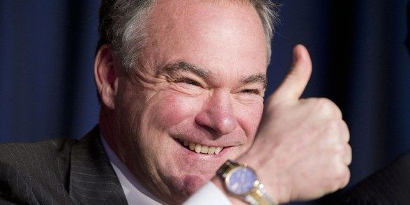 Kaine introduces bill that would prevent future shutdowns