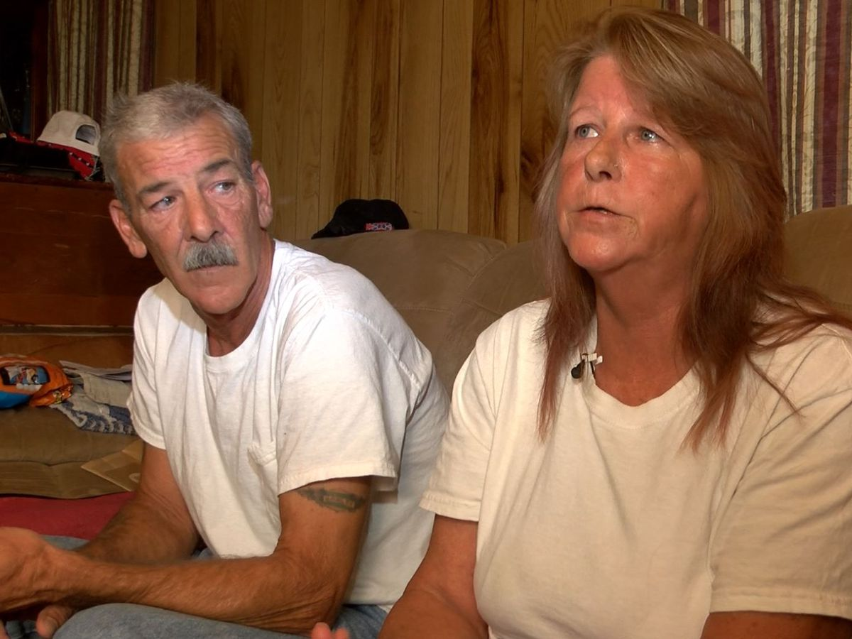 Louisa couple devastated after pit bull kills family cat