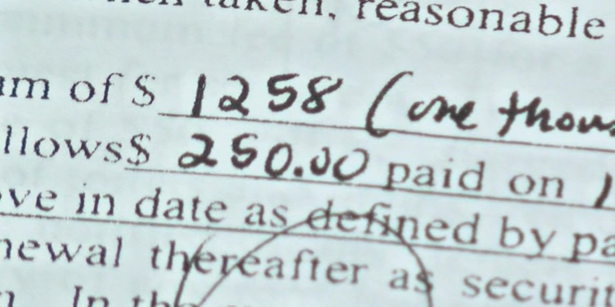 Chesterfield woman cries foul over missing apartment security deposit