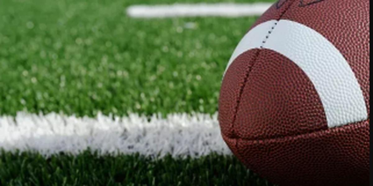 Several high school football games postponed