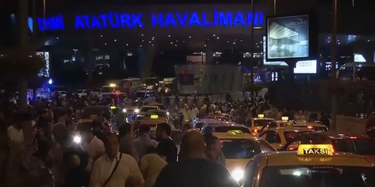 41 people dead, 239 injured at airport in Istanbul