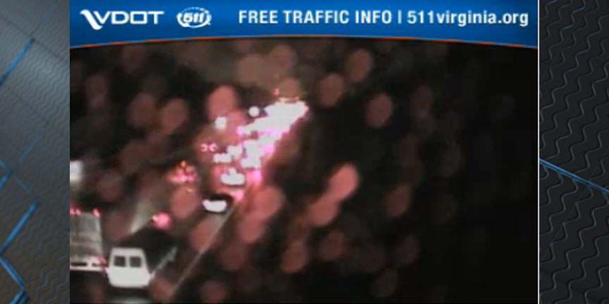 TRAFFIC ALERT: Crash on I-95 N in Chesterfield snarls traffic
