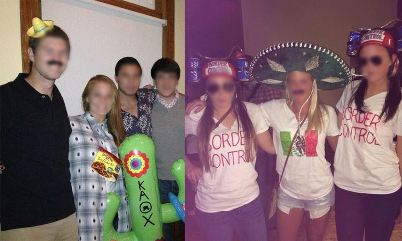 Randolph-Macon investigating 'racist' party held at fraternity