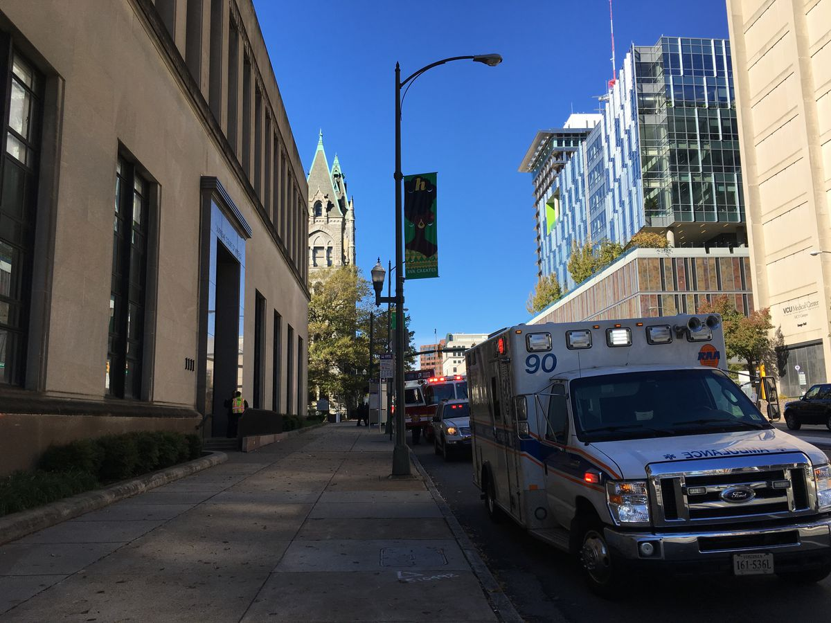 Potential food product causes hazmat response near State Capitol