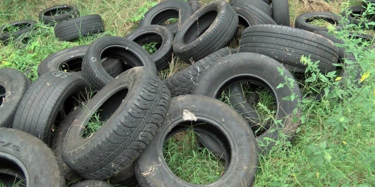 Richmond neighborhood winning in fight to stop tire dumping