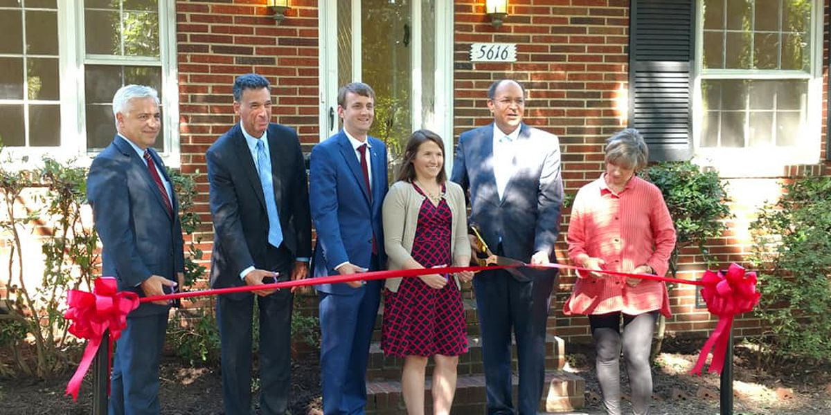 Chesterfield celebrates first rehabilitated home with Maggie Walker Community Land Trust