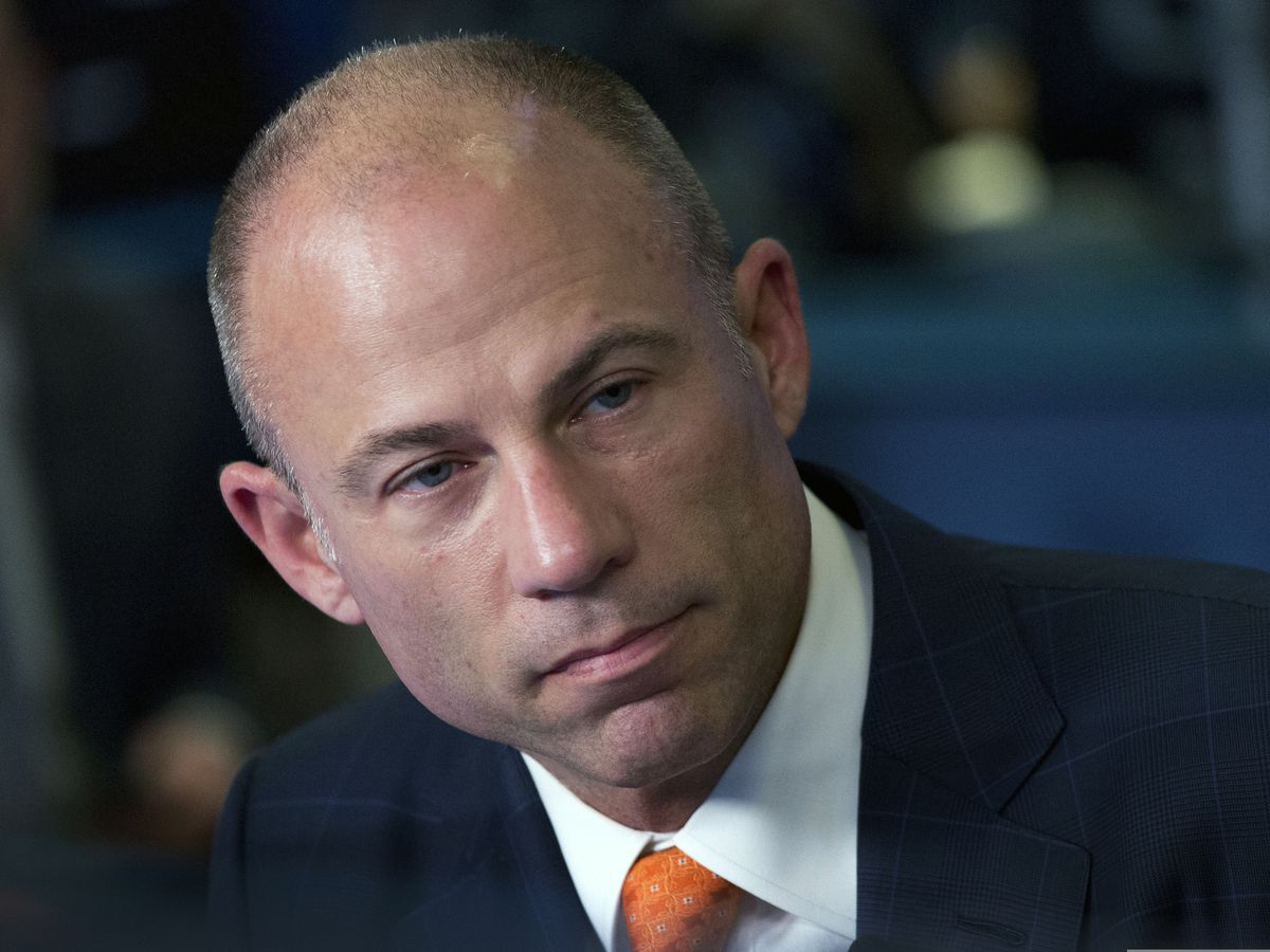 The Latest: Avenatti released after domestic violence charge