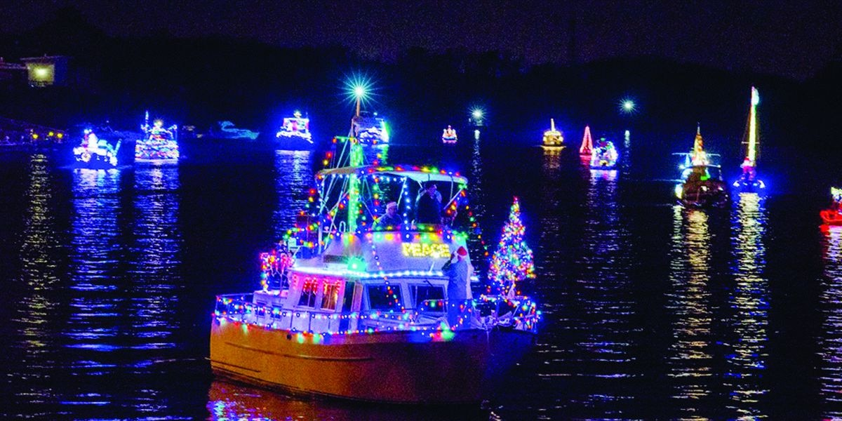 27th Annual James River Parade of Lights set to delight thousands