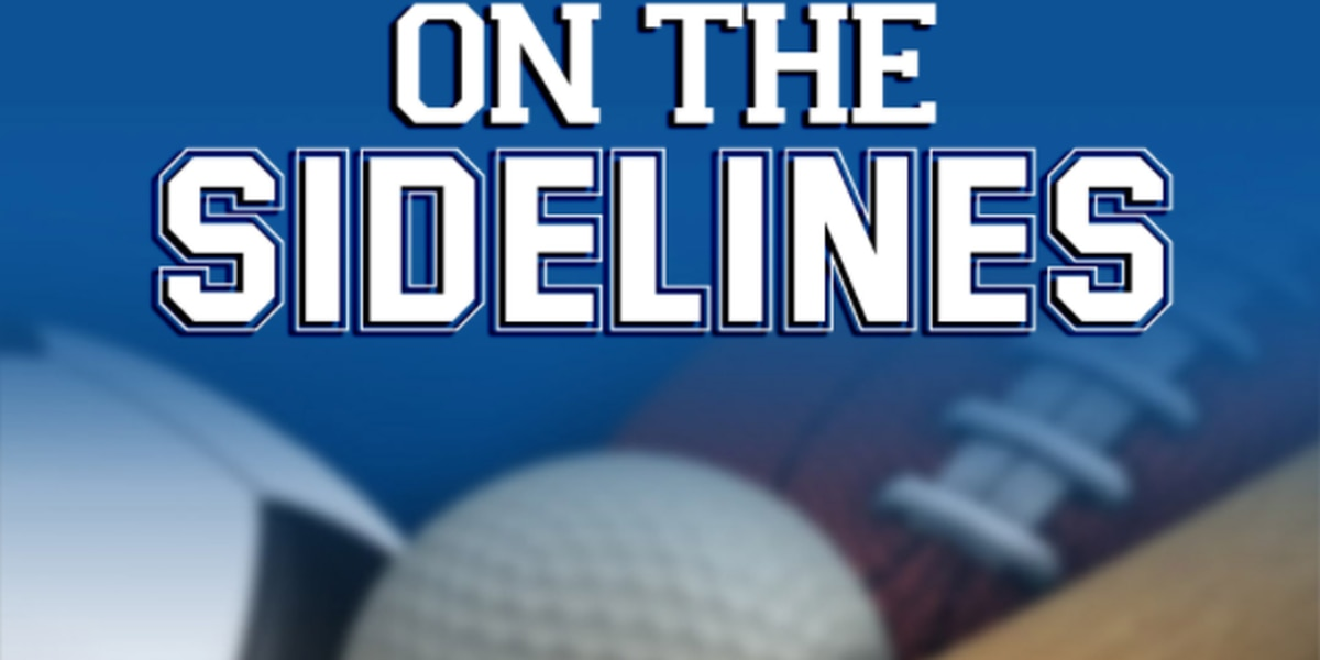 On the Sidelines scoreboard- April 1-2
