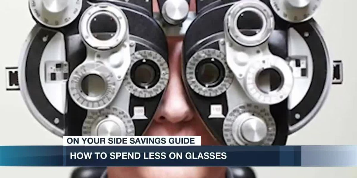 How to spend less on glasses
