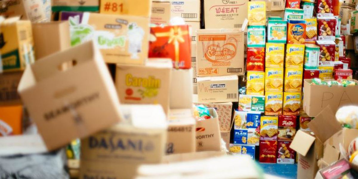Green Top, Sheriff's Office holding food drive for local food pantries