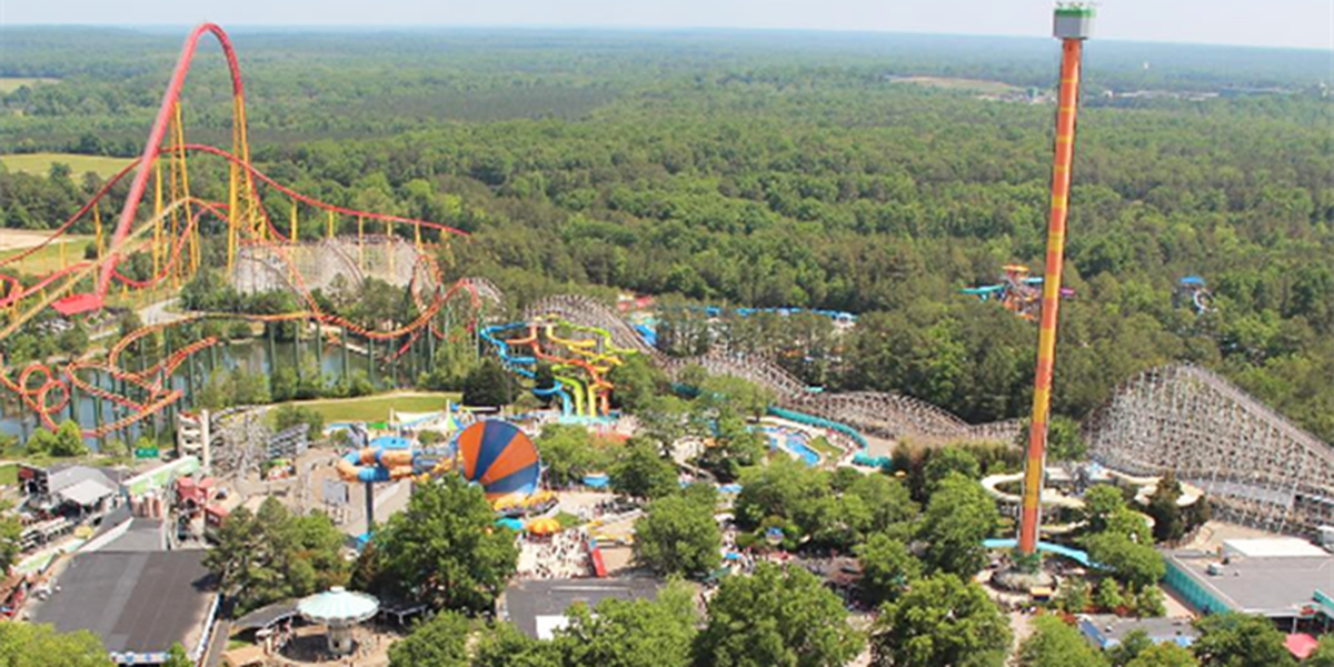 Kings Dominion Busch Gardens Postpones Opening Day Due To