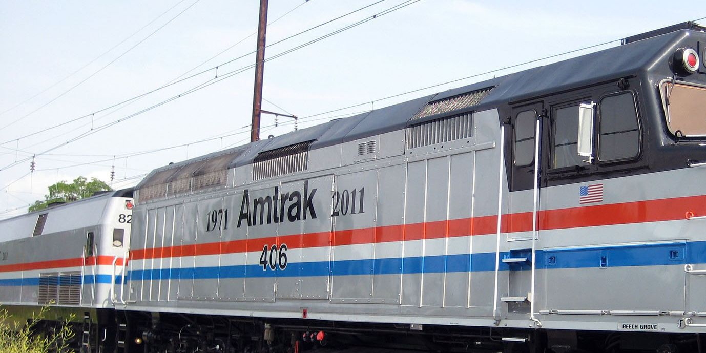 Amtrak service canceled due to severe weather