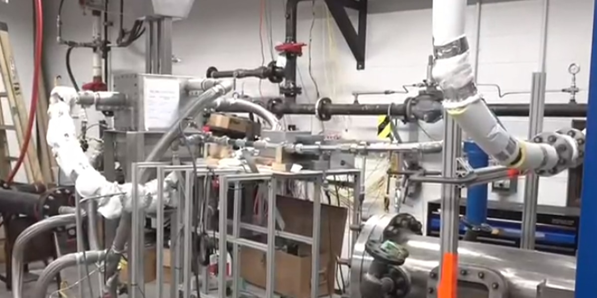 Virginia company creates ground-breaking pollution filtration system