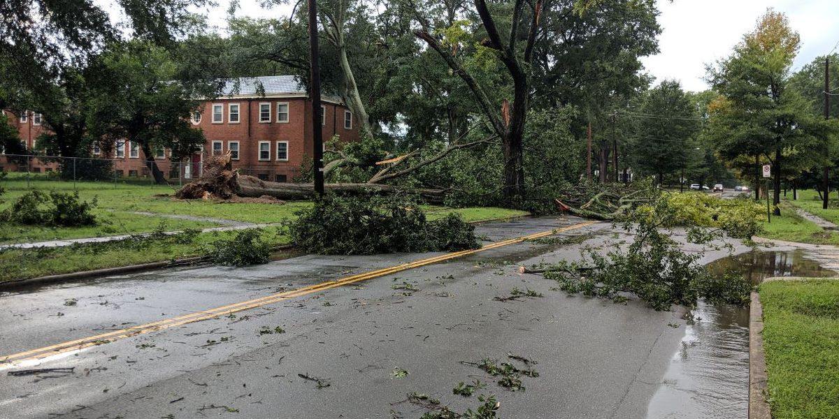1 dead after apparent tornado touches down in Richmond