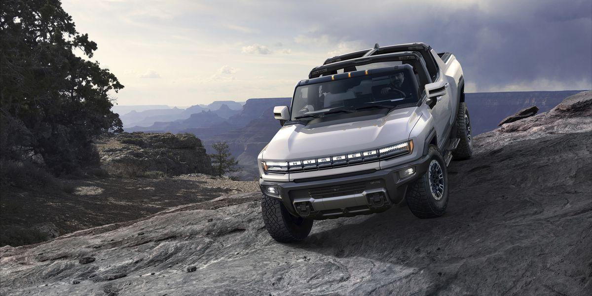 An electric Hummer? Battery-powered trucks head to showrooms