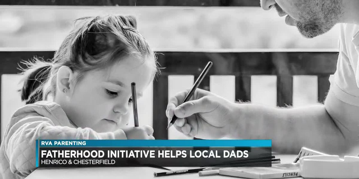 'Being a good father is priceless': Program puts focus on dads' roles