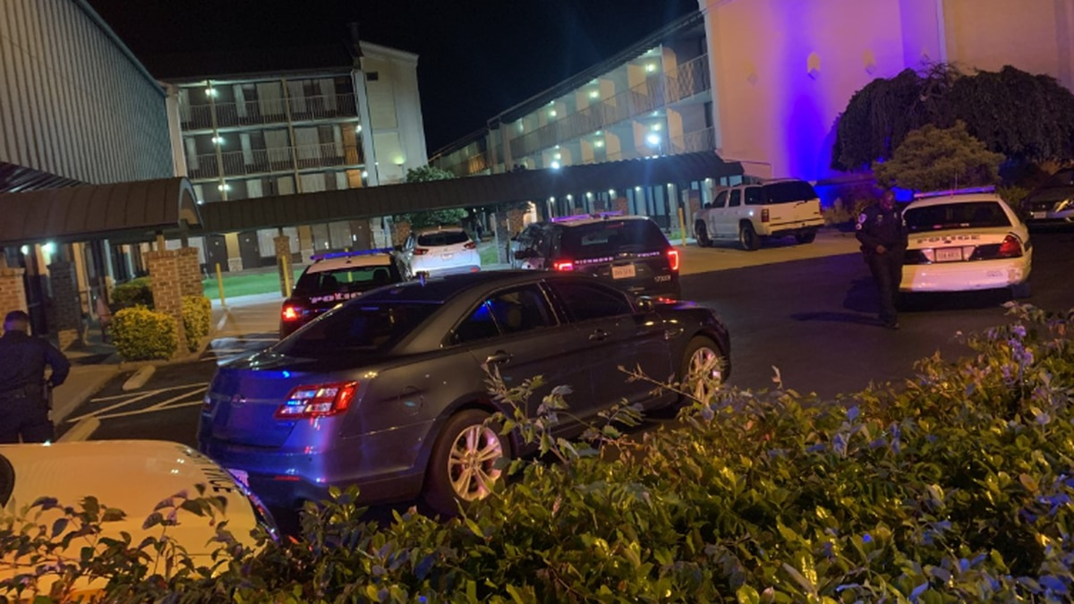 Police investigating homicide at Richmond hotel