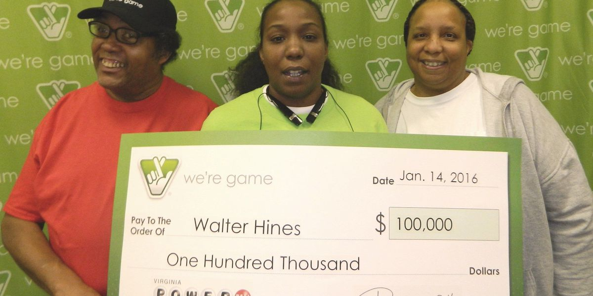Birthdays lead to $100,000 Powerball winning for Chesterfield family