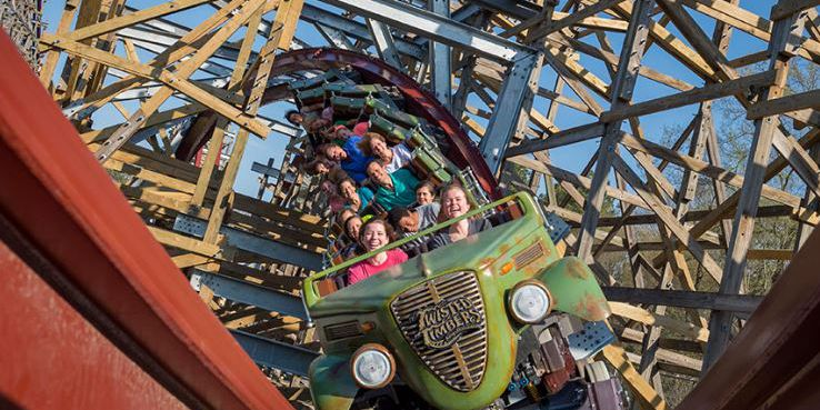 Kings Dominion to install metal detectors on Twisted Timbers