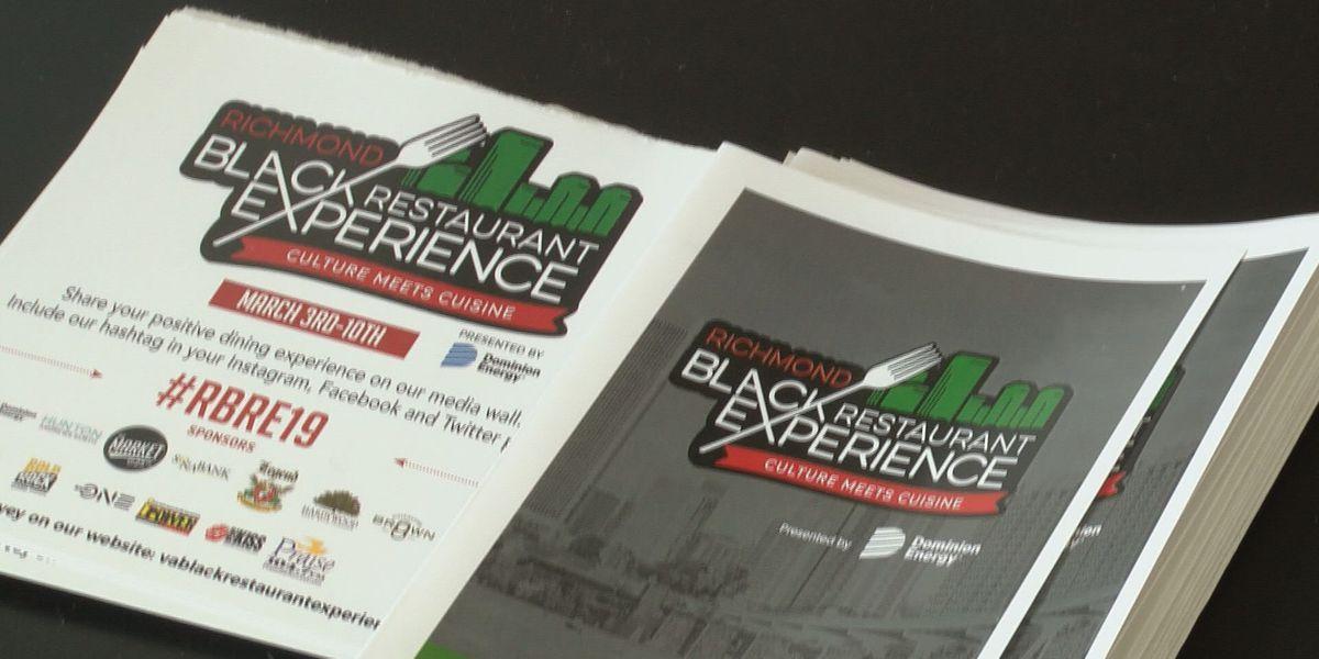 Chef MaMusu excited for Richmond Black Restaurant Experience