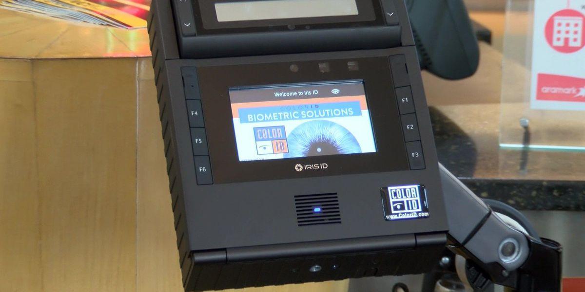 VCU iris cameras designed to speed up campus dining