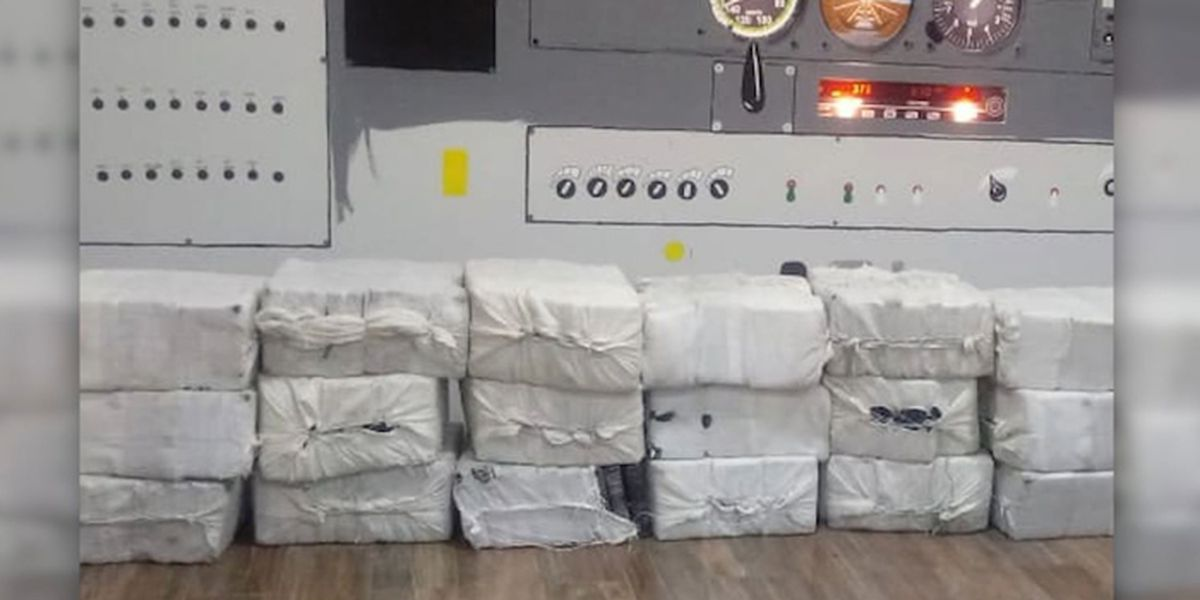 $12 million worth of cocaine bound for US seized in Guatemala
