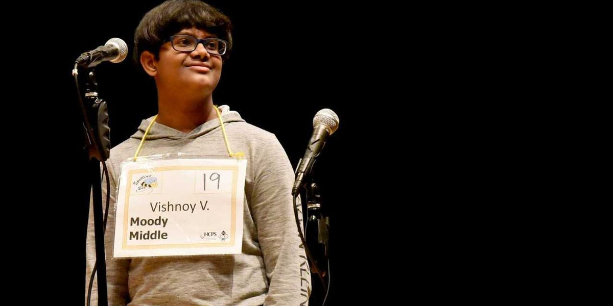 Henrico 8th grader advances to Regional Spelling Bee