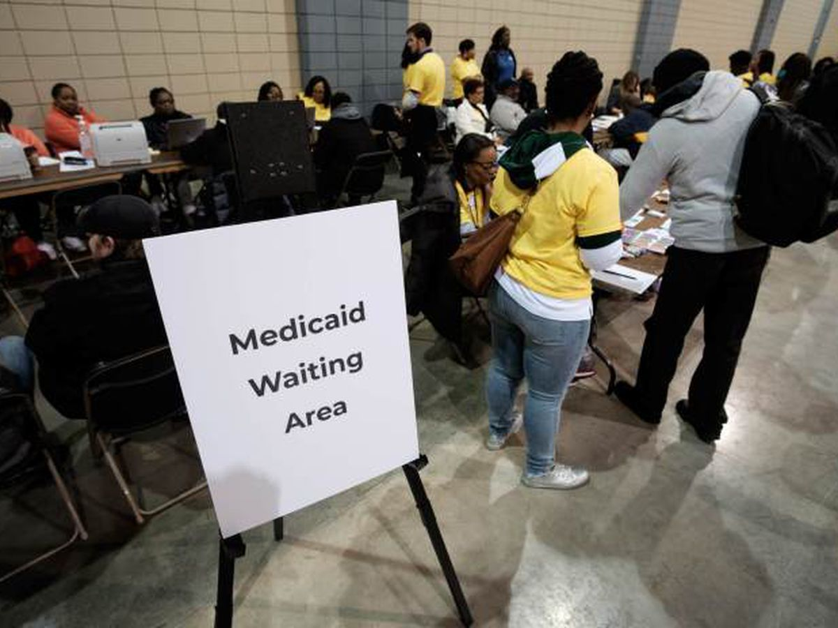 Virginia's Medicaid expansion drawing thousands more enrollees than initially projected