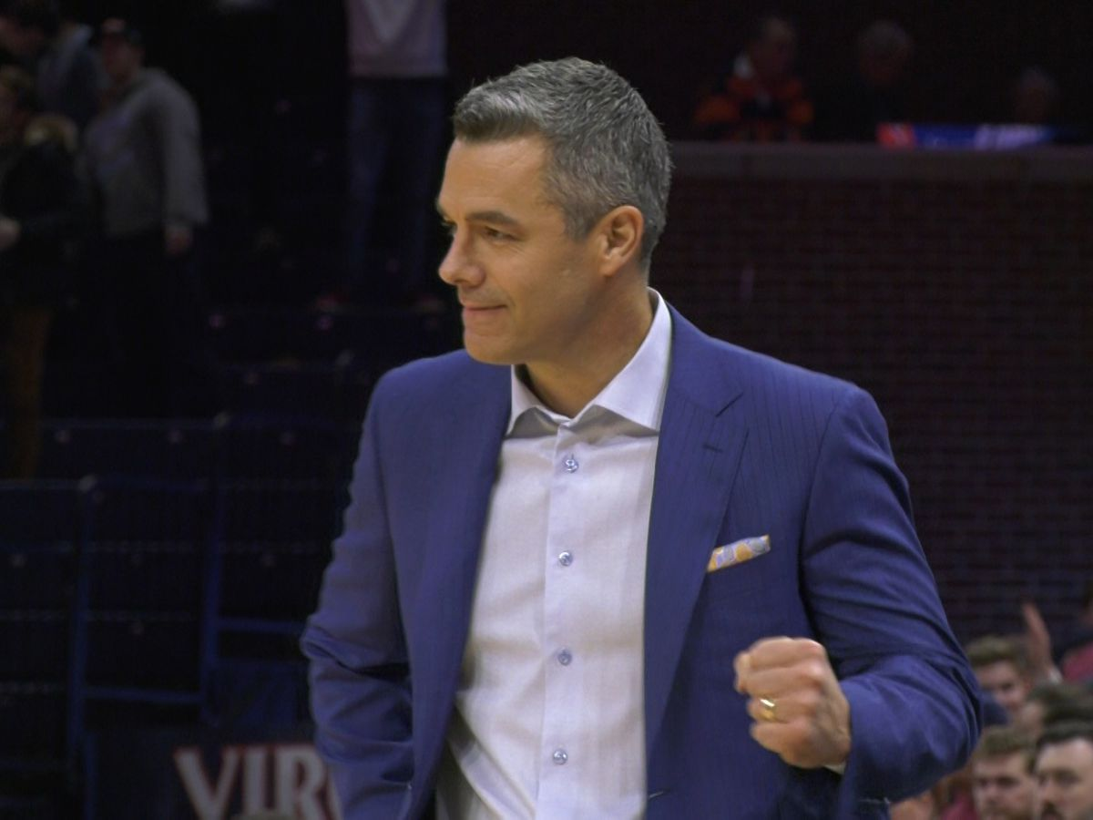 UVA men's basketball edges a 64-62 victory over UNC