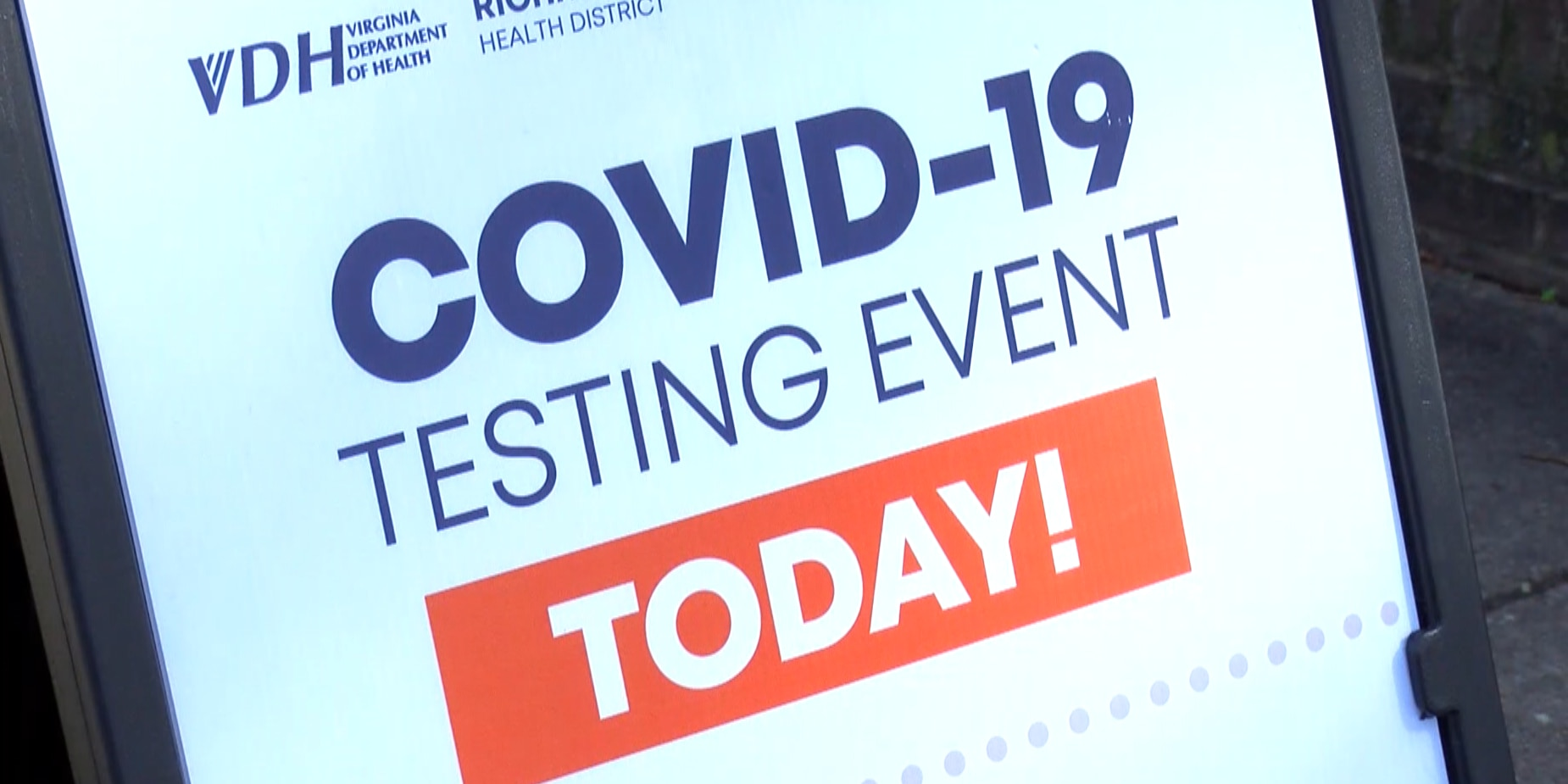 Decrease in COVID-19 testing as vaccinations continue