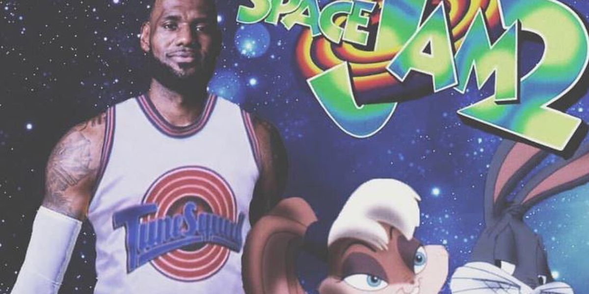 LeBron James sequel to 'Space Jam' coming to theaters in 2021
