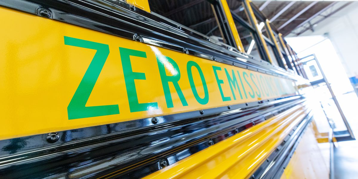Dominion Energy moves forward with electric school buses